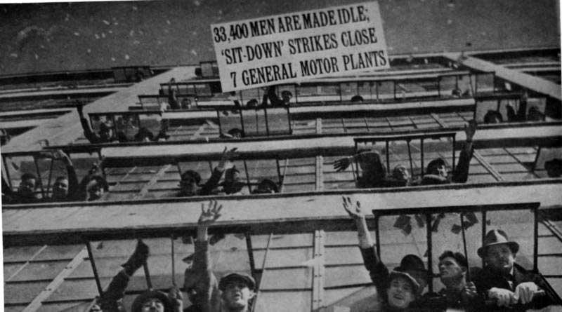 اعتصاب کارگران جنرال موتورز