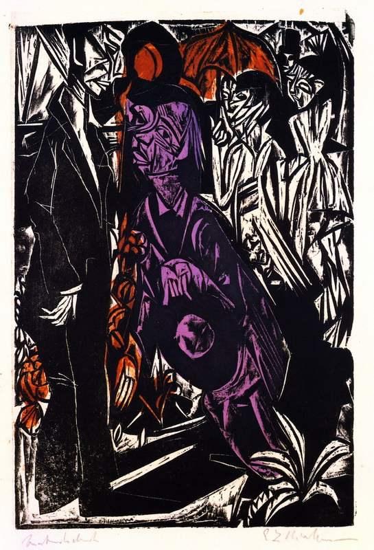 Der Verkauf des Schatens (1915)