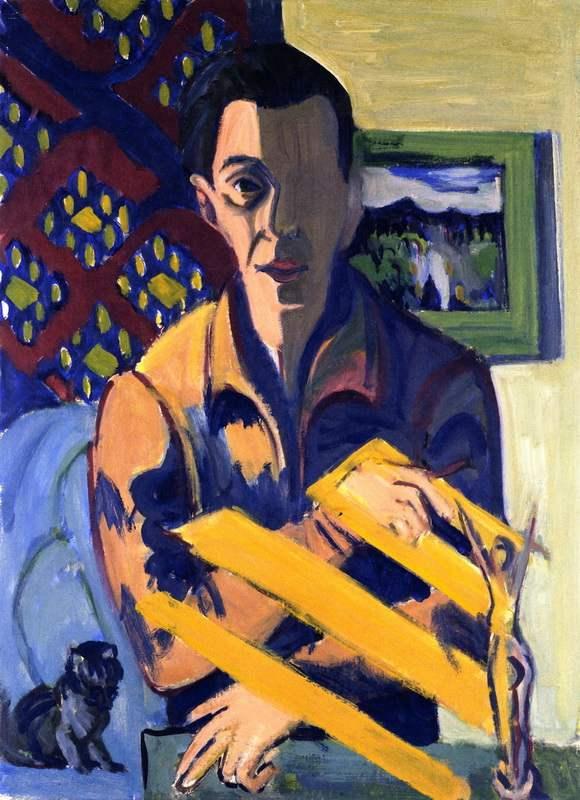 Self Portrait (1934-1937)
