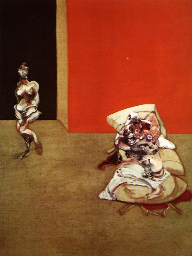 Crucifixion 1965 Left