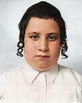 Tzvika, 9, Beitar, Illit, The West Bank