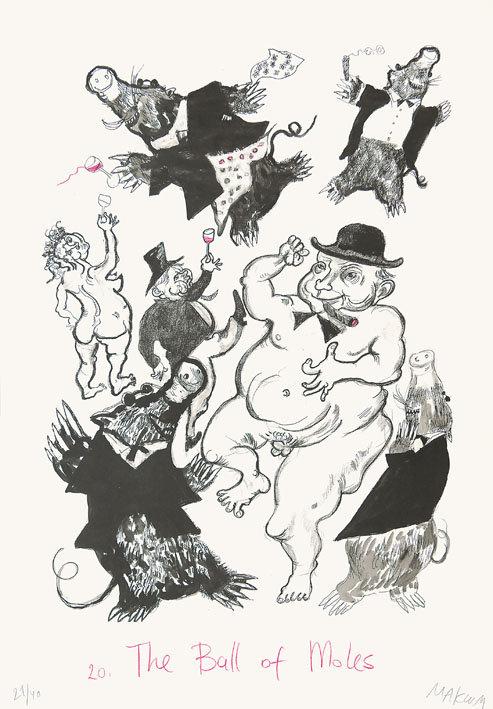 جشن موشهای کور
