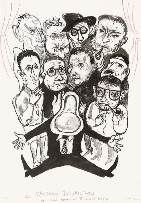 روشنفکران غربی