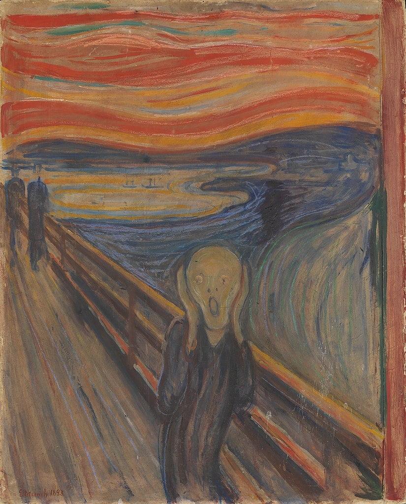 جیغ - The Scream